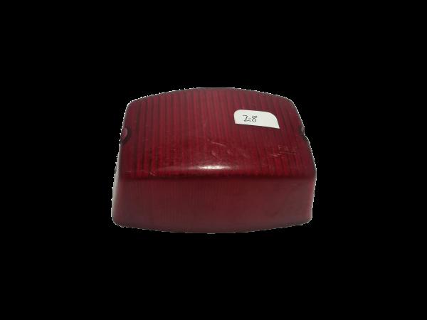 lente rojo de faro antiguo universal