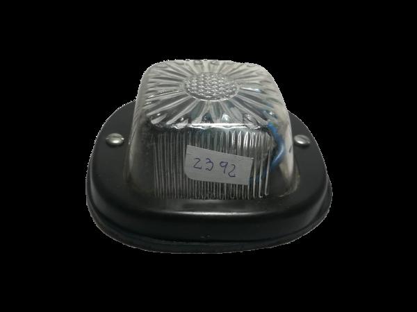 Faro cristal universal cuadrado 2392