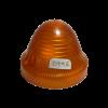 lente conico ambar 2495