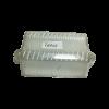 Lente cristal rectangular 26102
