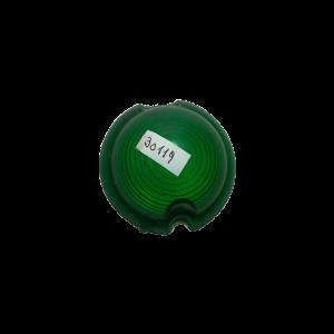 Lente verde redondo 30119