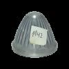 Lente faro cristal 1142