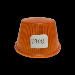 Lente antiguo ambar 29113